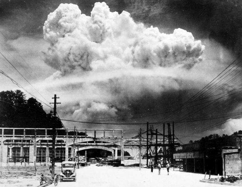 Победу над Японией одержала не атомная бомба, а Красная Армия