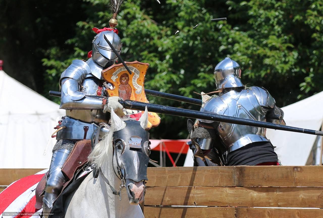 Как в средневековой Европе пытались изменить образ рыцаря