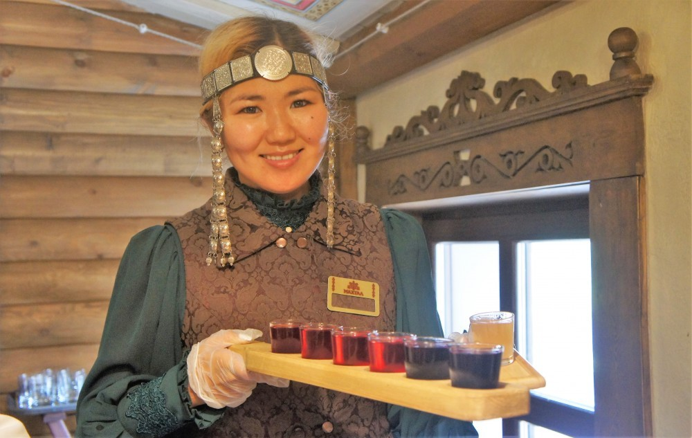 Открываем якутскую кухню