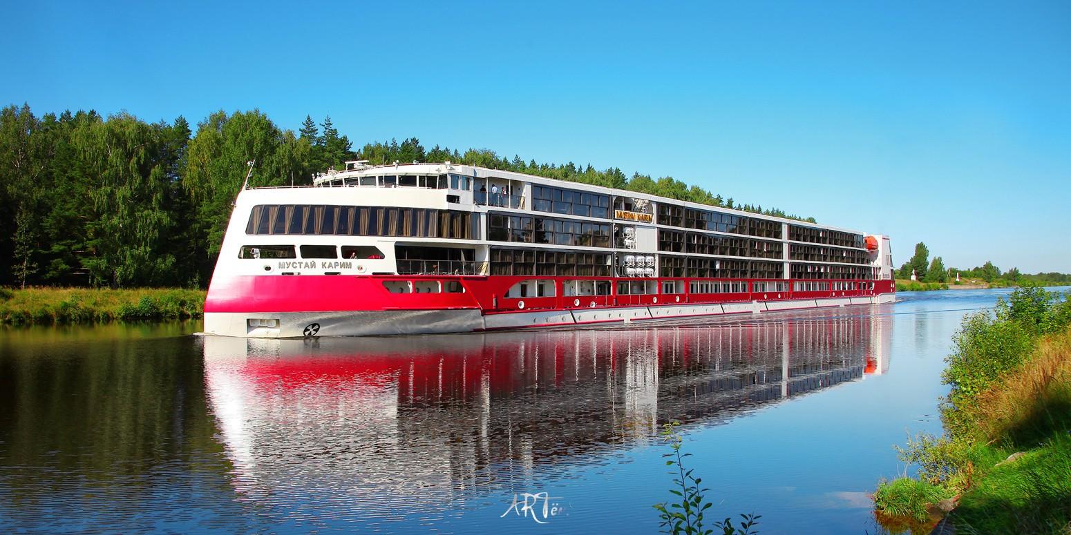 Первый за 40 лет новый круизный лайнер отечественной постройки