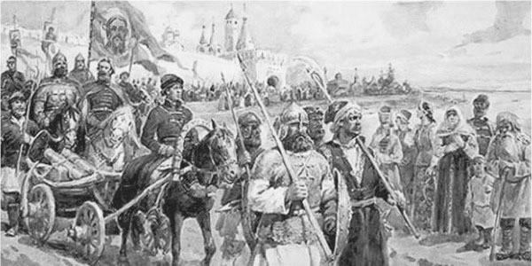 Одно из самых важных сражений русской истории: разгром полчища крымского хана при Молодях