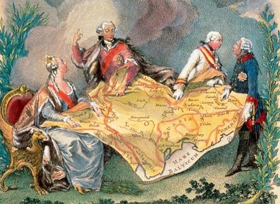 Сколько раз Россия делила Польшу и какие земли приобрела? Будут ли ещё разделы?