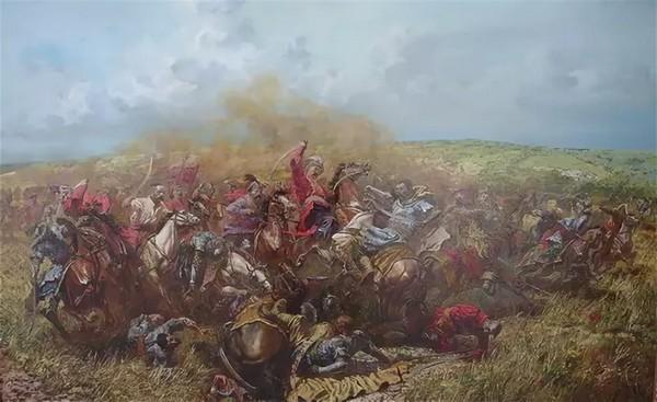 Эта грандиозная победа русского оружия вызвала ужас и панику у врагов Русского государства