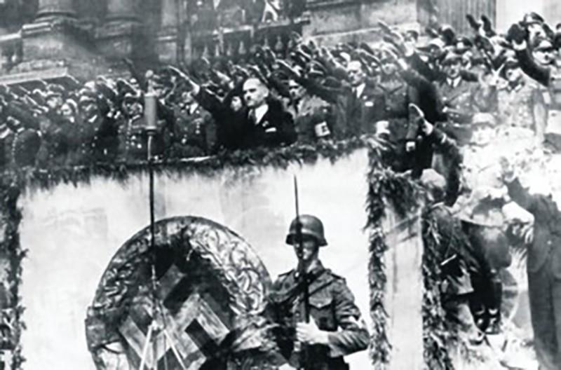 История от Олеся Бузины: СС «Галичина» против Украины. Традиции принятые ВСУ