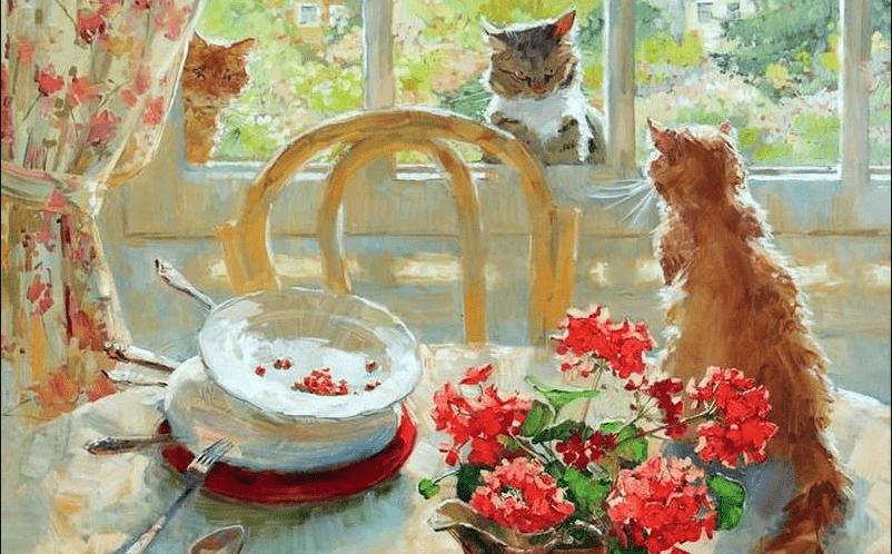 ЁПТАТЬ (продолжение-5) добросказ от Виктории Травской