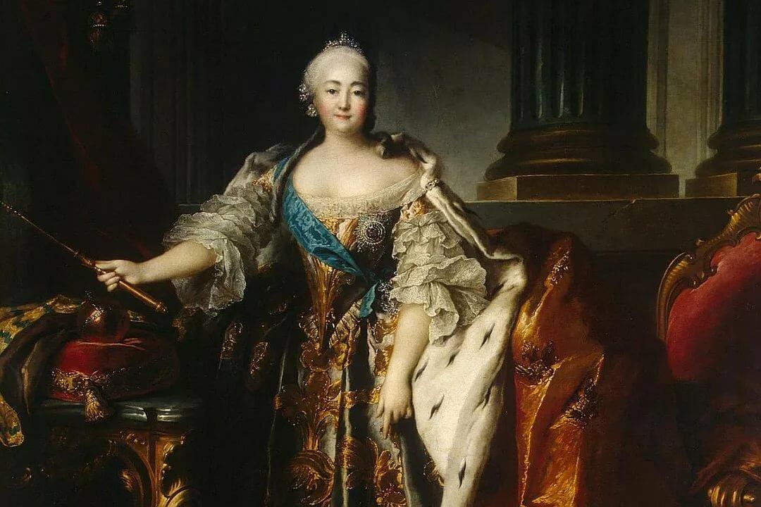 Тайный супруг императрицы