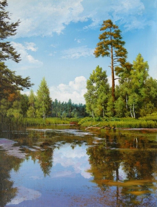 художник Александр Былич картины – 06
