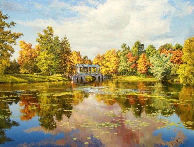 художник Александр Былич картины – 19