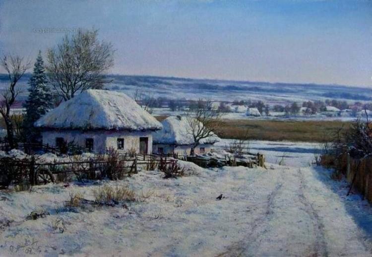 художник Андрей Огурцов картины – 04