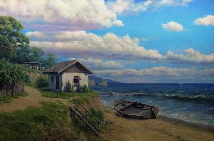 художник Андрей Огурцов картины – 05