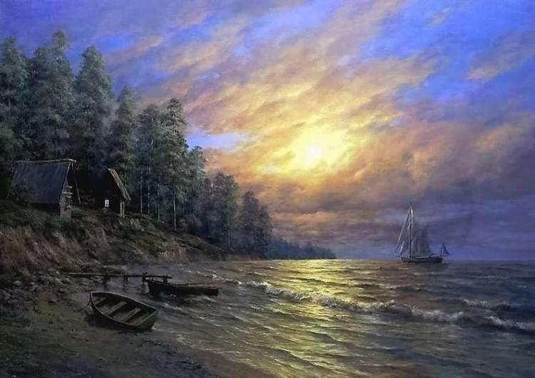 художник Андрей Огурцов картины – 06