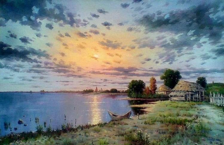 художник Андрей Огурцов картины – 07