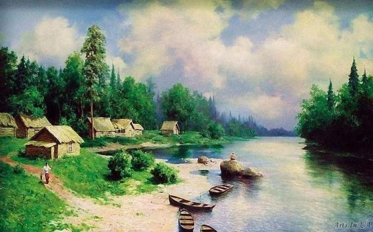 художник Андрей Огурцов картины – 10