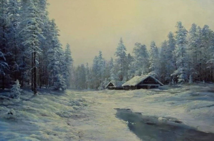 художник Андрей Огурцов картины – 13
