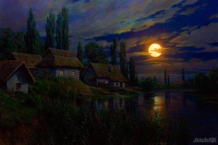 художник Андрей Огурцов картины – 17