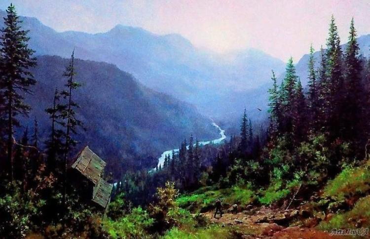 художник Андрей Огурцов картины – 18