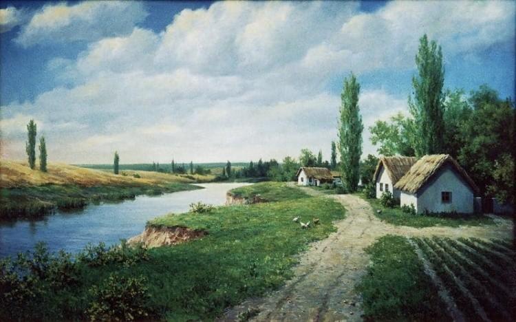 художник Андрей Огурцов картины – 19