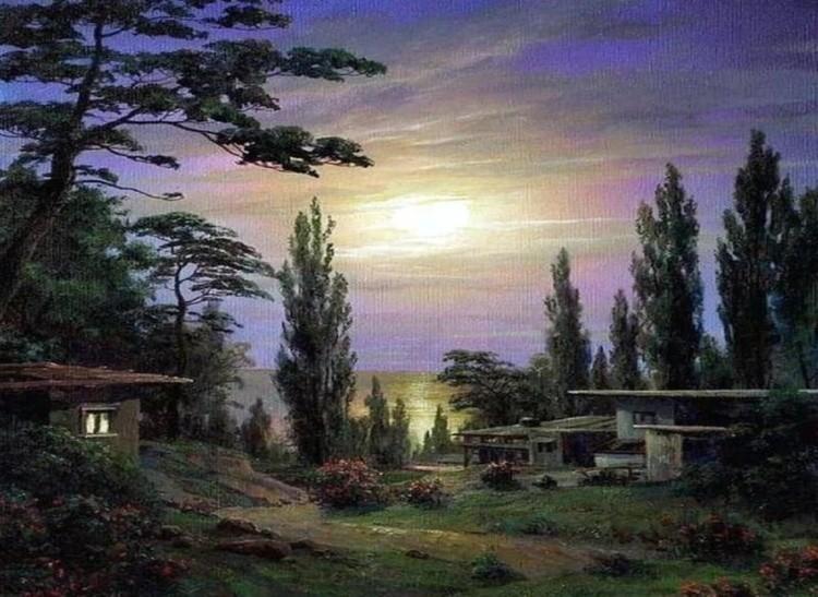 художник Андрей Огурцов картины – 23