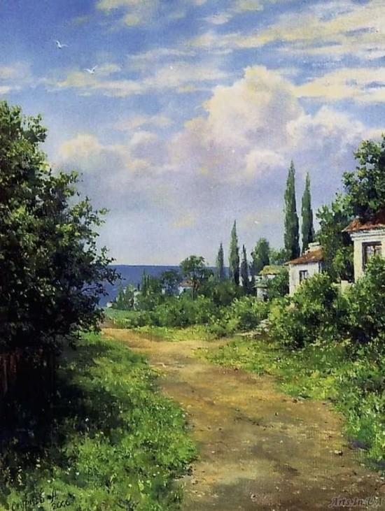 художник Андрей Огурцов картины – 24