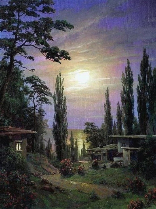 художник Андрей Огурцов картины – 25
