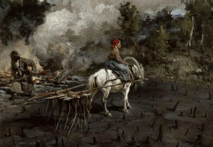 художник Илларион Прянишников картины – 19