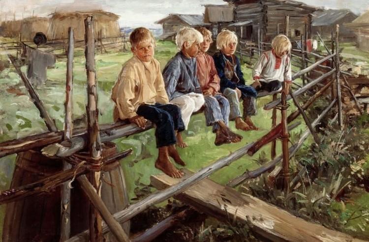 художник Илларион Прянишников картины – 21