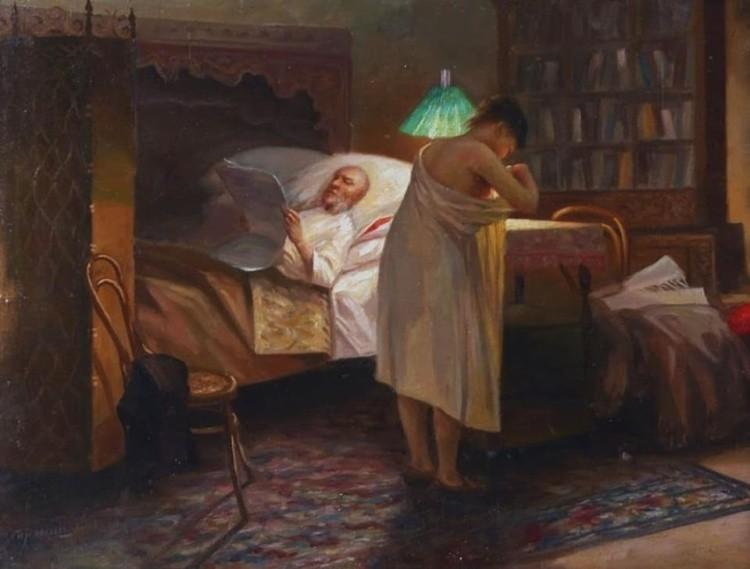 художник Илларион Прянишников картины – 29