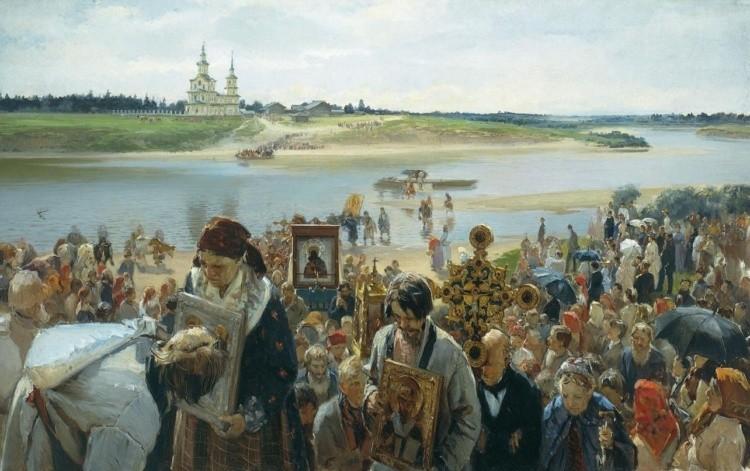 художник Илларион Прянишников картины – 31