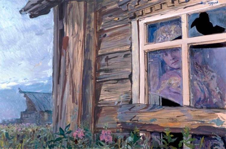 художник Иван Глазунов картины – 06