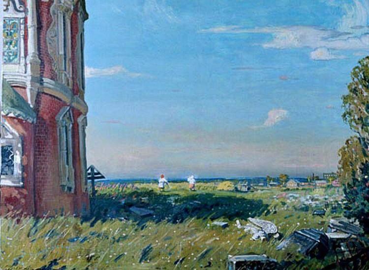 художник Иван Глазунов картины – 24
