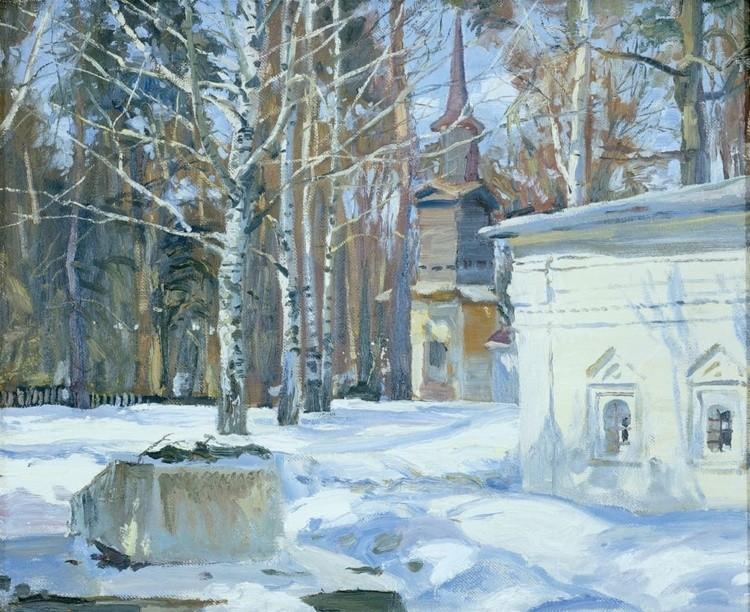 художник Иван Глазунов картины – 27
