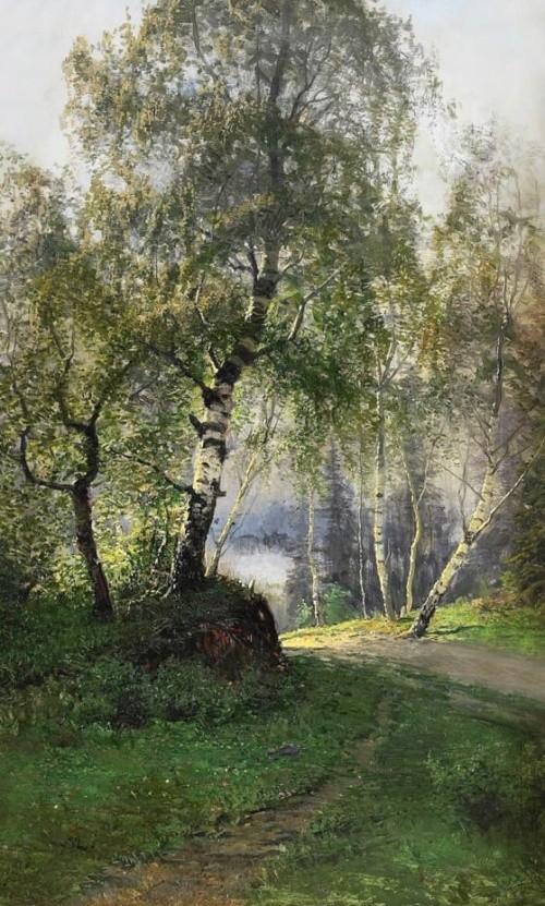 художник Johan (John) Kindborg (Йон Киндборг) картины – 21