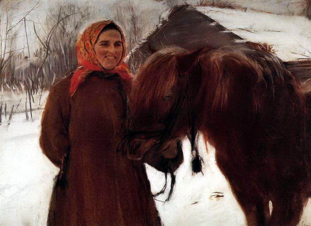Художник Валентин Серов (1865 – 1911)