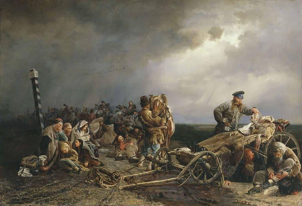 Русский художник Валерий Якоби (1834 – 1902)