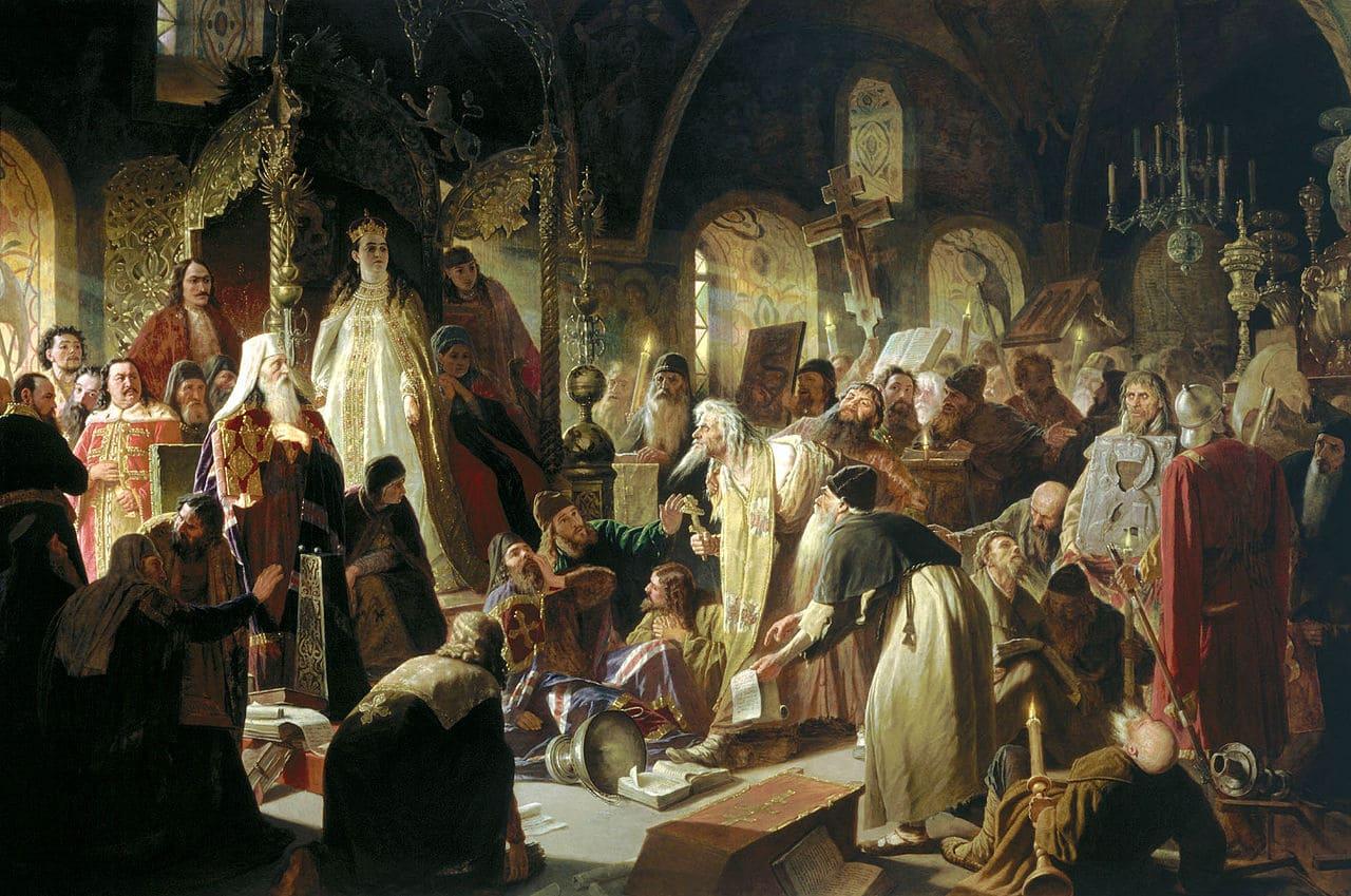 Художник Василий Григорьевич Перов (1833 — 1882) Взгляд сквозь века