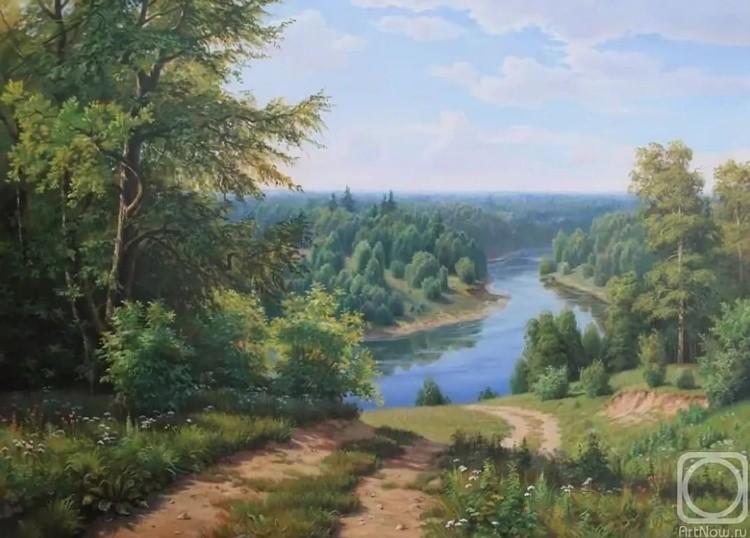 художник Виталий Потапов картины – 03
