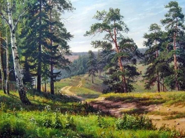 художник Виталий Потапов картины – 05