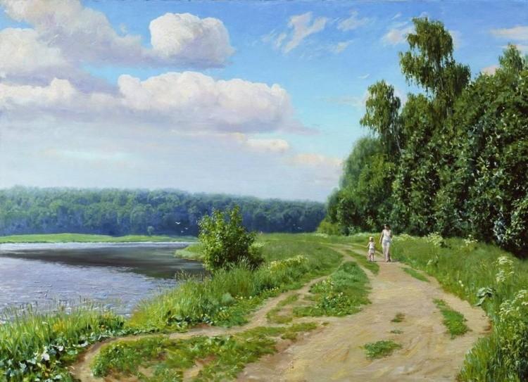 художник Виталий Потапов картины – 10