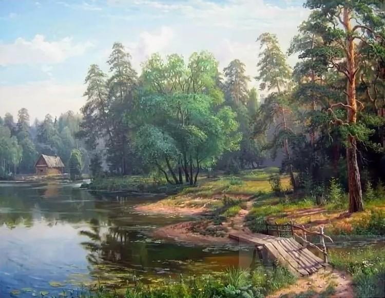 художник Виталий Потапов картины – 14