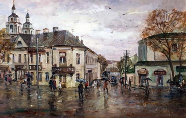 картины художников Игоря и Ольги Липуновых – 07