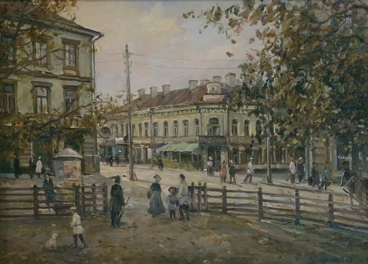 картины художников Игоря и Ольги Липуновых – 09