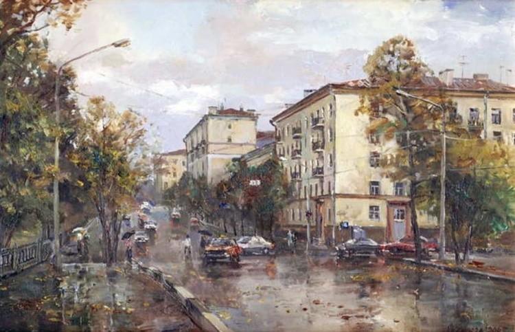 картины художников Игоря и Ольги Липуновых – 10