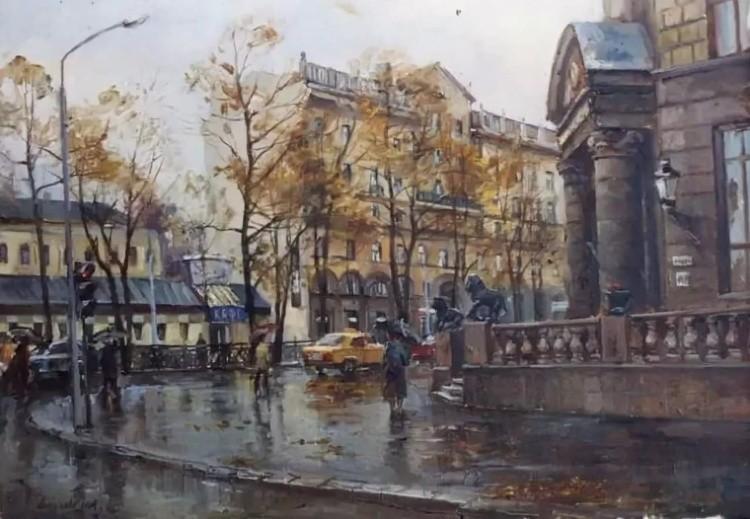 картины художников Игоря и Ольги Липуновых – 14