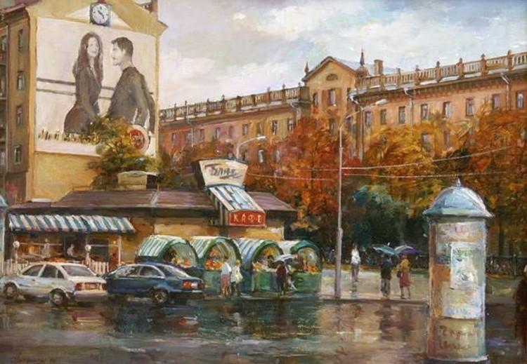 картины художников Игоря и Ольги Липуновых – 15