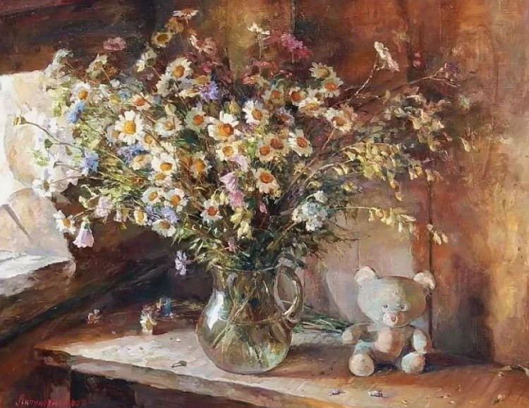 картины художников Игоря и Ольги Липуновых – 19