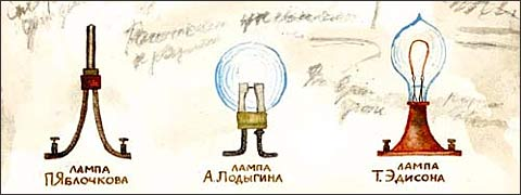 Россия — родина электричества