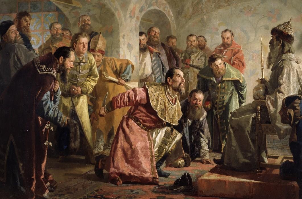 «Злодеяния» Ивана Грозного - выдумки русофобов.
