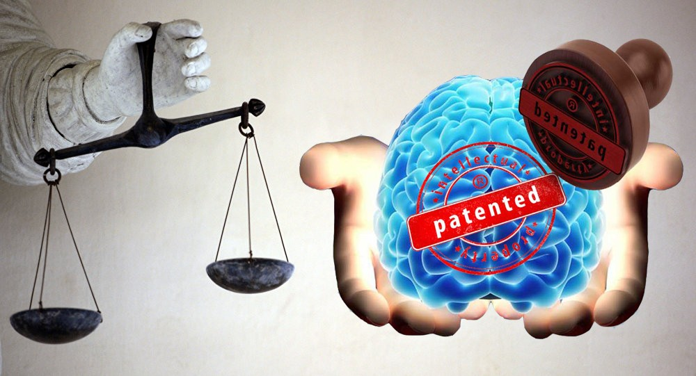 Патентное право- тормоз цивилизации !