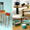 20 примеров оригинальной мебели, которую несложно сделать своими руками для дома и дачи