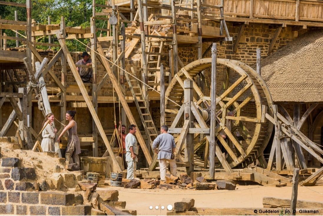 Крупнейший в мире археологический эксперимент